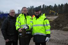 Vi fortsätter bygga ut fjärrvärmen i Sölvesborg
