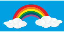 Bury Art Museum wants your rainbow pictures!
