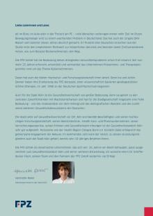Grußwort der Kölner Oberbürgermeisterin Henriette Reker