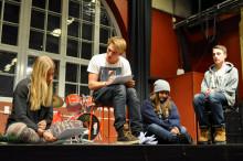 Premiär för Ett Liv i Aga – en grannsaga på Elverket