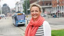 Tidenes satsing på trikk i Oslo med Birte Sjule som ny administrerende direktør