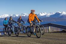 Mit dem E-Bike über Norwegens berühmte Passstraßen