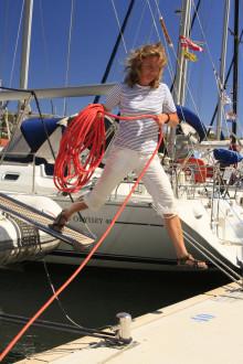 """Renare segling i Kroatien blev klart på båtmässan """"Allt för sjön"""""""