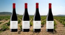 Fyra stycken Single Vineyard viner från spanska ikonproducenten Artadi