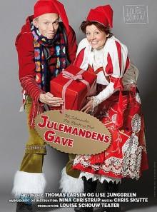 Julemandens Gave starter julen i Taastrup Teater