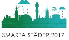 Ny mässa och konferens om smarta städer