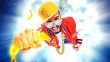 Sean Banan är klar för Sölvesborgs  stadsfestival - Killebom!