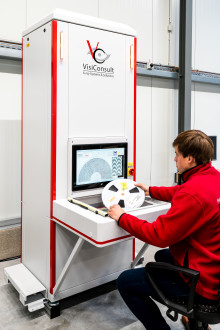 Huge global success for VisiConsult's SMD counting system