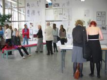 Öppet hus på KV Konstskola den 9-10 april
