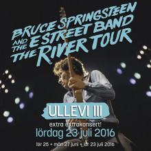 Trippel för Springsteen på Ullevi - Got Event laddar för maxad konsertsommar