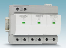 Safely handle lightning currents up to 50 kA