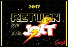 Glädjeyran över Jolts återkomst fortsätter!