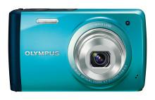 Olympus VH-410 med smart berøringsteknologi som fanger bildet