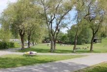 Huddinges parker ska bli bättre