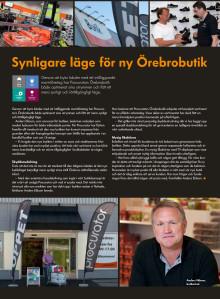 Procurators Örebrobutik på ny adress