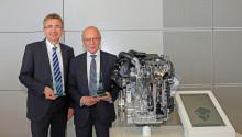 Volkswagen prisad för TSI-teknologin