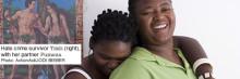 """Lesbiska kvinnor våldtas för att """"botas"""" från sin läggning"""