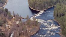 Jämtkraft avvecklar Långforsens vattenkraftstation