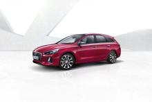 Nya Hyundai i30 Kombi: Elegans möter funktion