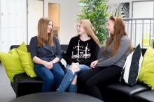 """Realgymnasiet i Göteborg skapar gemenskap och delaktighet med """"Hej-projektet"""""""