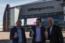 Löfbergs förlänger med Färjestad BK