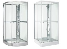 Nautic växer med stilren duschkabin – smart till fritidshus och äldre hus