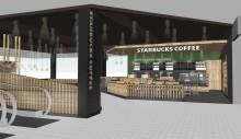 Nå åpner Starbucks på Sandvika Storsenter