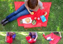 Yield picnic taske