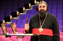 Ärkebiskop Benjamin Atas ny ordförande för SKR