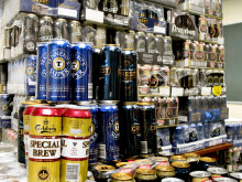 Alcohol taskforce targets illegal sales in Scotland