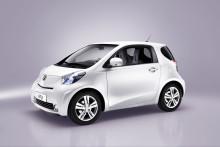 Toyota lanserar liten elbil i USA och Japan 2012
