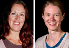 Gästbloggen: Jessica Marklund och Johanna Brännström