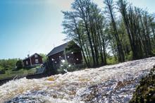 Höga vattennivåer ger massor av energi – så kan allmänheten påverkas