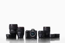 Canon revolusjonerer igjen den fotografiske fremtid for bilder og video med det banebrytende nye EOS R systemet