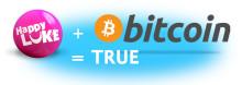 HappyLuke là casino trực tuyến đầu tiên chấp nhận thanh toán bằng bitcoin
