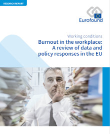 Europe's frayed ends: Understanding the challenges of 21st century burnout