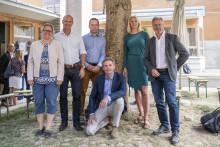 Golvkedjan drog stor publik i Almedalen med hållbarhetsfrågor