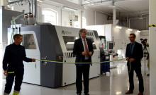Invigning av unik 3D-anläggning i Jönköping