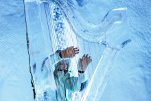 Eiskalte Klänge auf glasklaren Instrumenten: Das Ice Music Festival 2017 im norwegischen Geilo