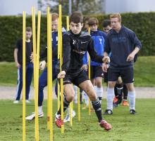 Osby kommun tecknar avtal med Calcio fotbollsakademi