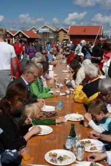 Klädesholmen rustar för fest - Välkommen till Sillens Dag 6 juni