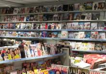 Pressbyrån öppnar ny specialistbutik med fokus på tidningar