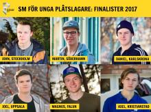På fredag tävlar Sveriges bästa unga plåtslagare om SM-guldet!
