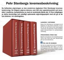 Släppfest när unik bokserie avslutas