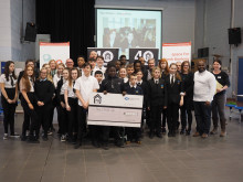 North Glasgow youngsters lead the way in £60,000 grant funding