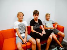 Adecco Finlandin ensimmäinen nuorisovaihto