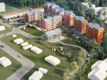 Brf Växthuset i Umeå är säljstartat