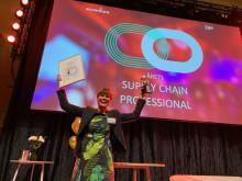 Kristina Fransson utsedd till Årets Supply Chain Professional 2018