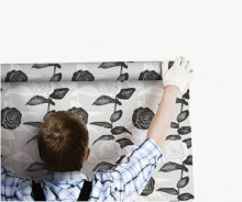 Happy Homes lanserar en ny tjänst som förenklar tapetsering