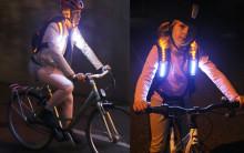 Cykelolyckorna minskar inte - dags för lysande rygga från 4light!